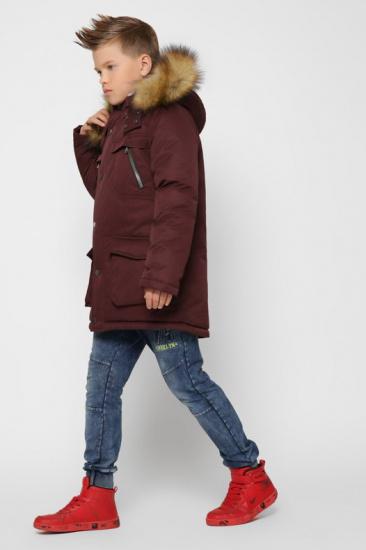 Зимова куртка X-Woyz модель DT831216 — фото 3 - INTERTOP