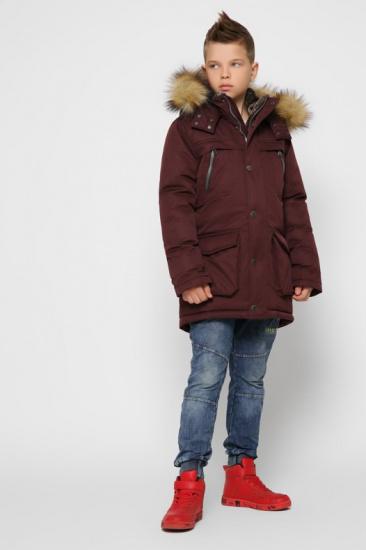 Зимова куртка X-Woyz модель DT831216 — фото 4 - INTERTOP