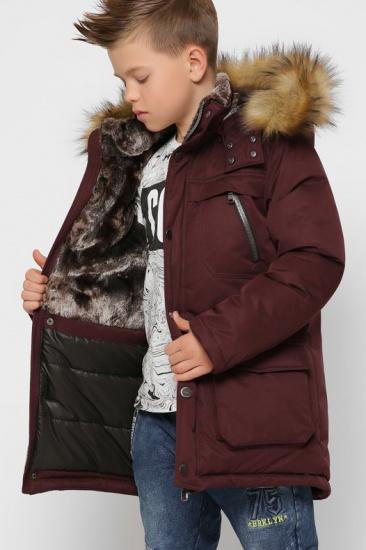 Зимова куртка X-Woyz модель DT831216 — фото - INTERTOP