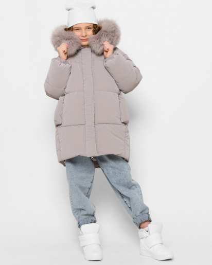 Зимова куртка X-Woyz модель DT83224 — фото 2 - INTERTOP