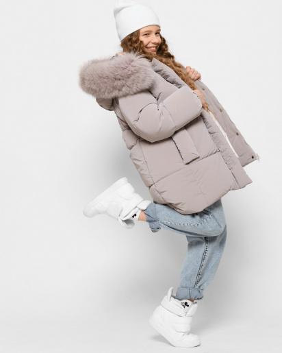 Зимова куртка X-Woyz модель DT83224 — фото 3 - INTERTOP