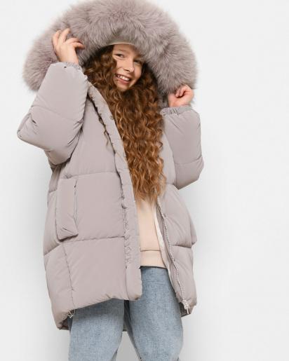 Зимова куртка X-Woyz модель DT83224 — фото 4 - INTERTOP