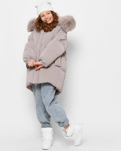 Зимова куртка X-Woyz модель DT83224 — фото 5 - INTERTOP