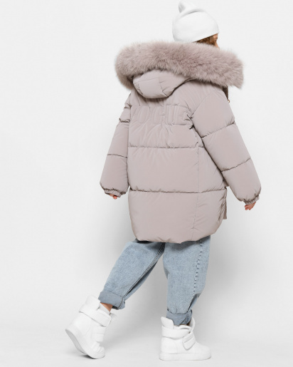 Зимова куртка X-Woyz модель DT83224 — фото 6 - INTERTOP