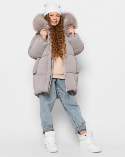 Зимова куртка X-Woyz модель DT83224 — фото - INTERTOP