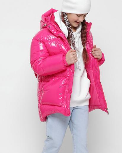 Зимова куртка X-Woyz модель DT83249 — фото 5 - INTERTOP