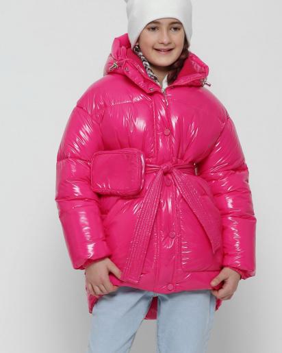 Зимова куртка X-Woyz модель DT83249 — фото 6 - INTERTOP