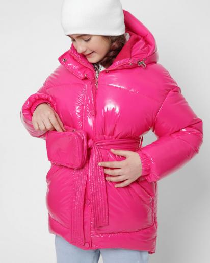 Зимова куртка X-Woyz модель DT83249 — фото - INTERTOP