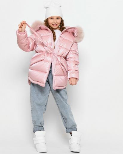 Зимова куртка X-Woyz модель DT832515 — фото 4 - INTERTOP