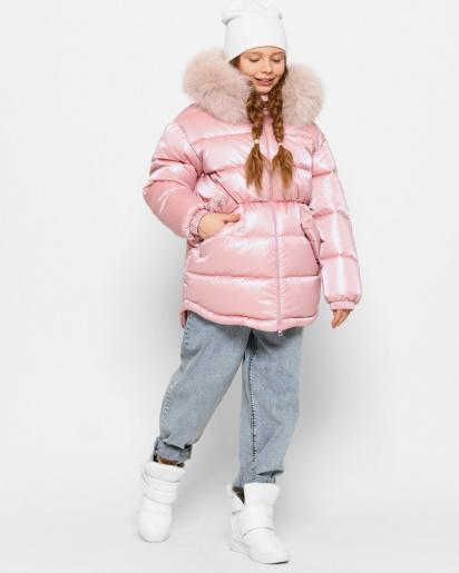 Зимова куртка X-Woyz модель DT832515 — фото - INTERTOP
