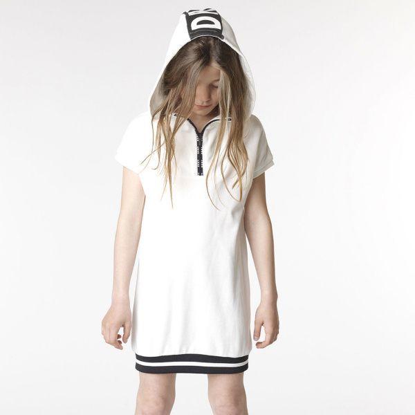 DKNY Платье детские модель DY388 купить, 2017