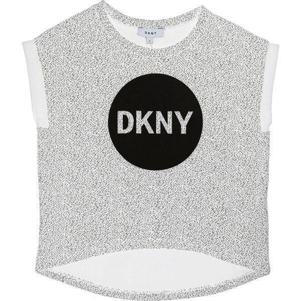 DKNY Футболка детские модель DY399 купить, 2017