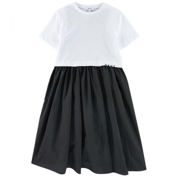 DKNY Платье детские модель DY458 , 2017