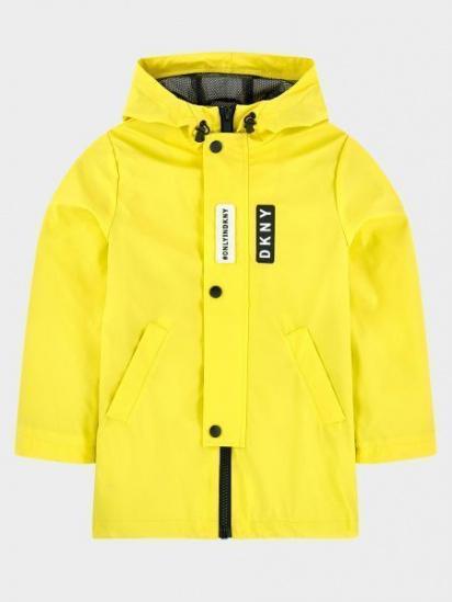 Пальто детские DKNY модель DY496 , 2017