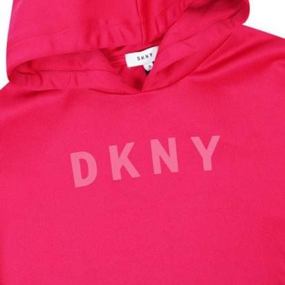 Худі DKNY модель D35Q10/482 — фото 4 - INTERTOP