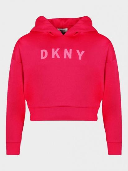 Худі DKNY модель D35Q10/482 — фото - INTERTOP