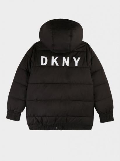 Пальто з утеплювачем DKNY модель D36607/09B — фото 2 - INTERTOP
