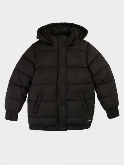 Пальто з утеплювачем DKNY модель D36607/09B — фото - INTERTOP