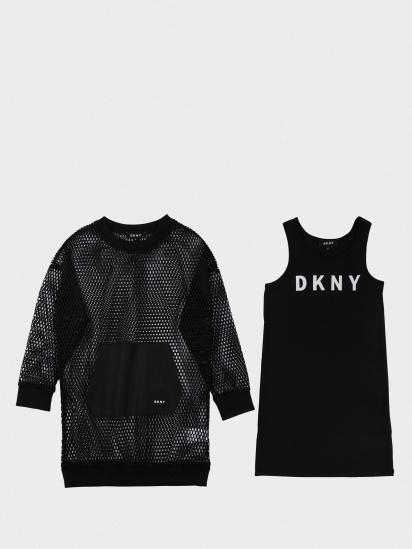 Сукня DKNY модель D32740/09B — фото 2 - INTERTOP