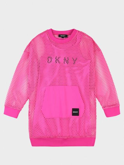 Сукня DKNY модель D32740/476 — фото 3 - INTERTOP