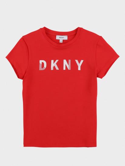 Майка DKNY модель D35Q47/977 — фото - INTERTOP