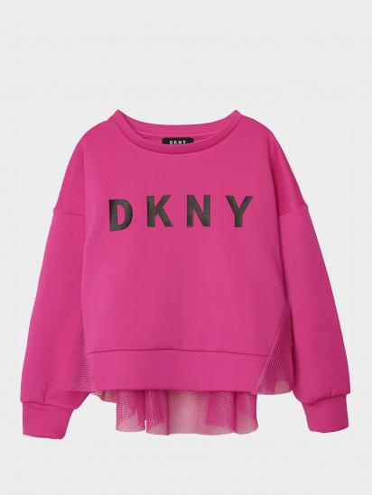 Світшот DKNY модель D35R06/49E — фото - INTERTOP