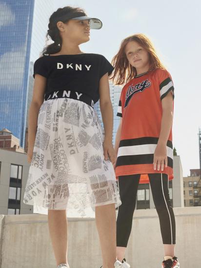 Легінси DKNY модель D34A11/09B — фото 4 - INTERTOP