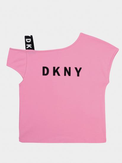 Футболка DKNY модель D35R44/44G — фото - INTERTOP