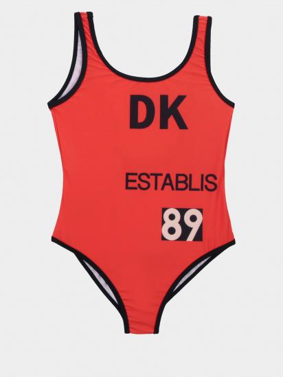 Купальник DKNY модель D37102/982 — фото - INTERTOP