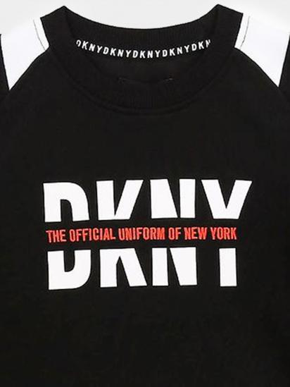 Світшот DKNY модель D25D38/09B — фото 3 - INTERTOP
