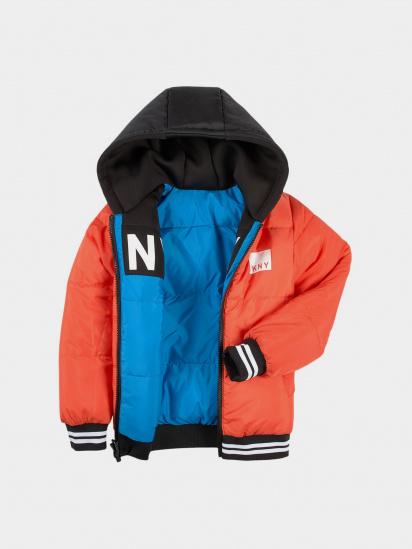 Зимова куртка DKNY модель D26343/873 — фото 2 - INTERTOP