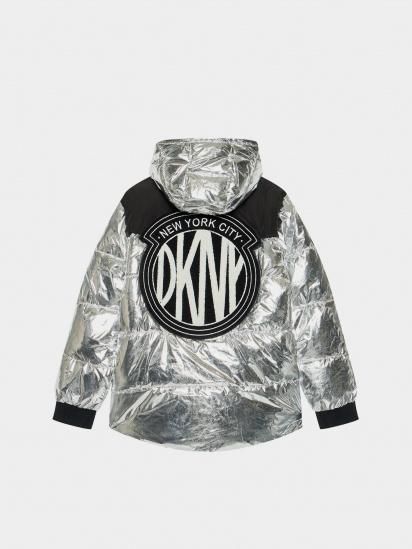Зимова куртка DKNY модель D36643/016 — фото 2 - INTERTOP