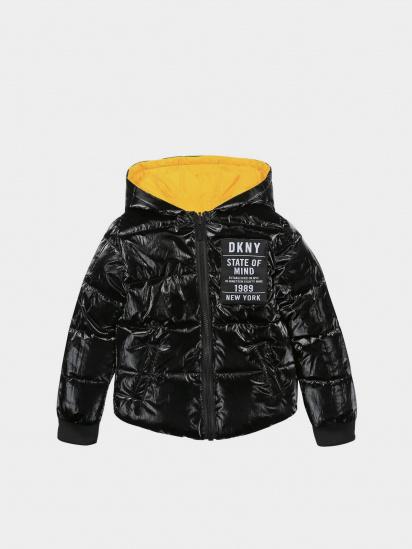 Зимова куртка DKNY модель D36642/534 — фото 2 - INTERTOP