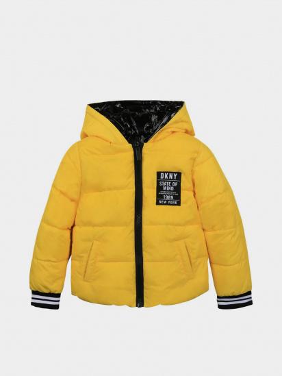 Зимова куртка DKNY модель D36642/534 — фото - INTERTOP