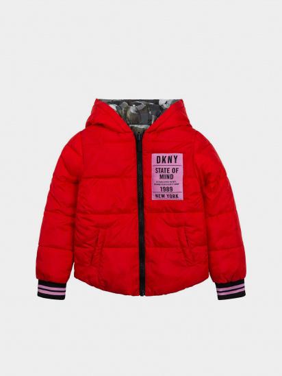 Зимова куртка DKNY модель D36650/991 — фото - INTERTOP