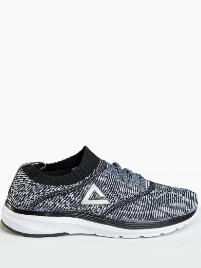 Кросівки  жіночі Peak E72168H-BLA розмірна сітка взуття, 2017