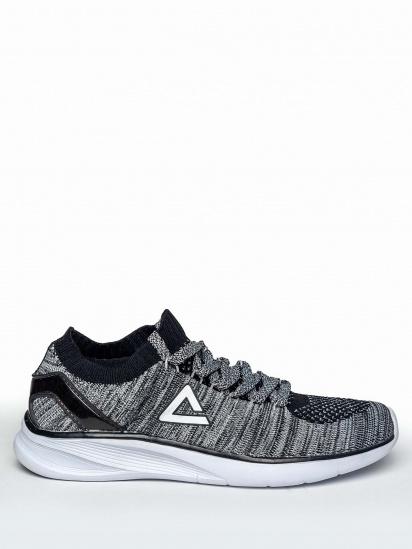 Кросівки  жіночі Peak E72238H-BLA розмірна сітка взуття, 2017