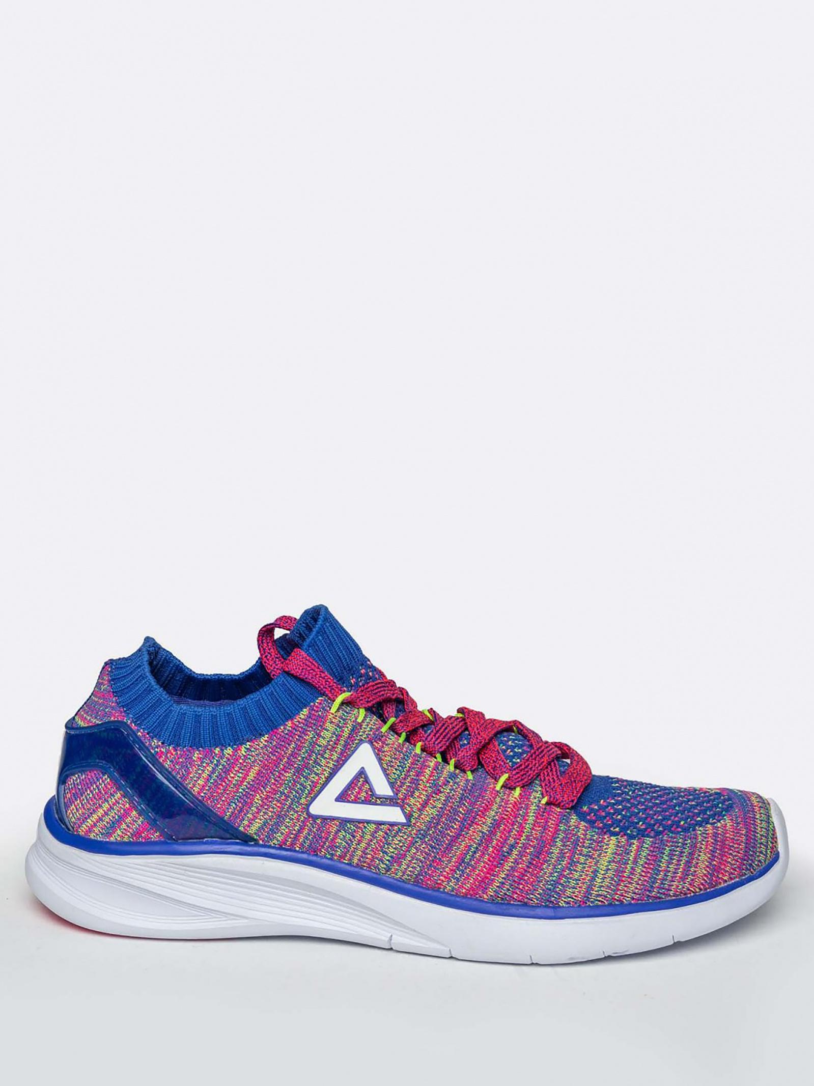 Кросівки  жіночі Peak E72238H-BLU розмірна сітка взуття, 2017