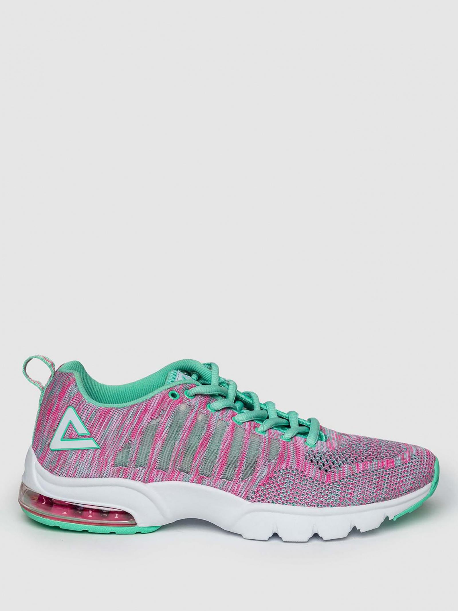 Кросівки  жіночі Peak E72518E-GRE розмірна сітка взуття, 2017