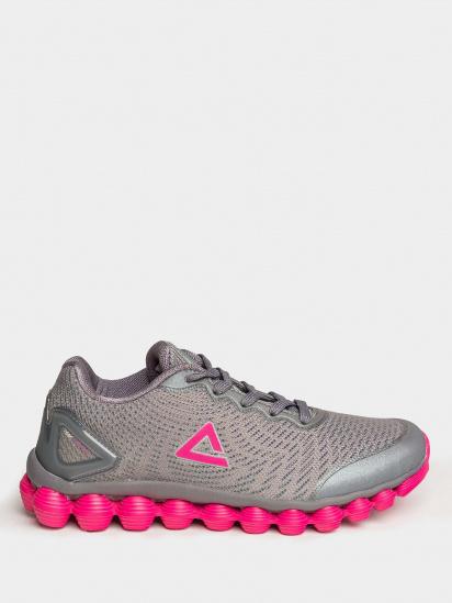 Кросівки  жіночі Peak E73388H-GRA розмірна сітка взуття, 2017