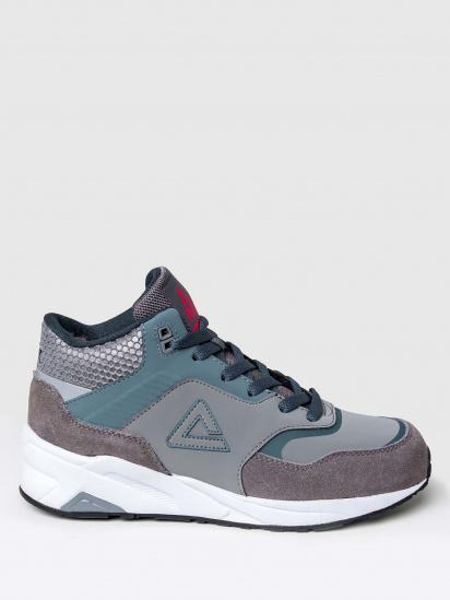 Кросівки  жіночі Peak E74718M-GRA розмірна сітка взуття, 2017