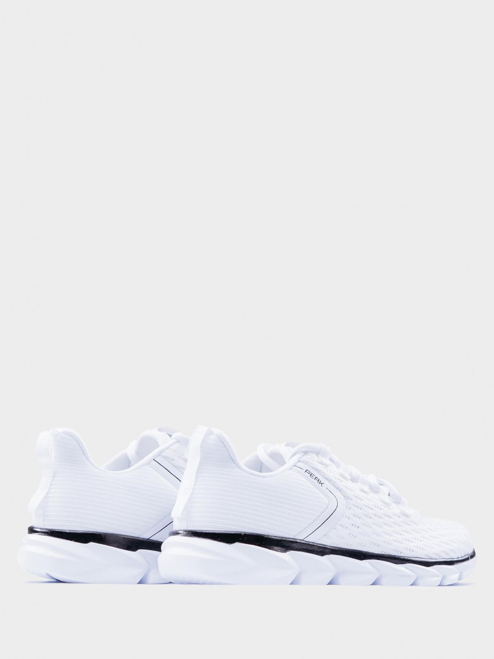 Кросівки  жіночі Peak E92008H-WHI продаж, 2017