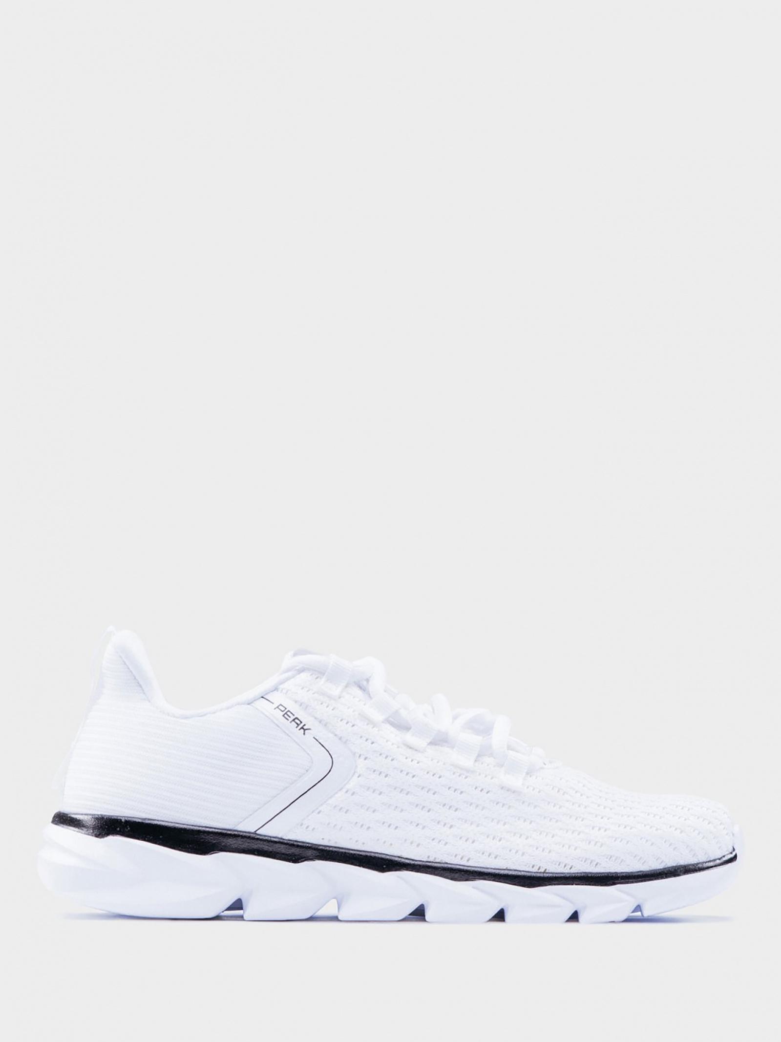 Кросівки  жіночі Peak E92008H-WHI розмірна сітка взуття, 2017