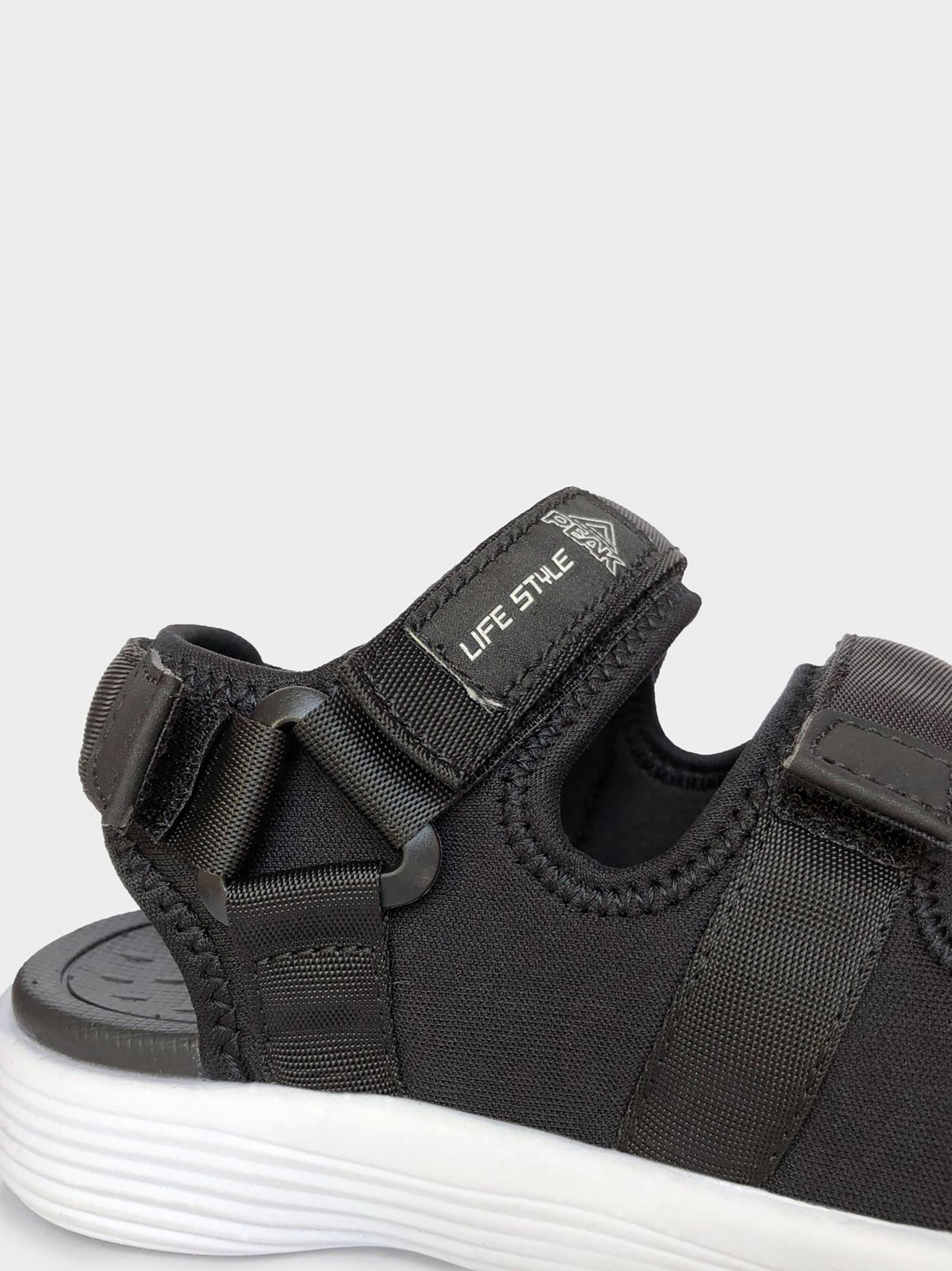 Сандалі  жіночі Peak E92908L-BLA розмірна сітка взуття, 2017