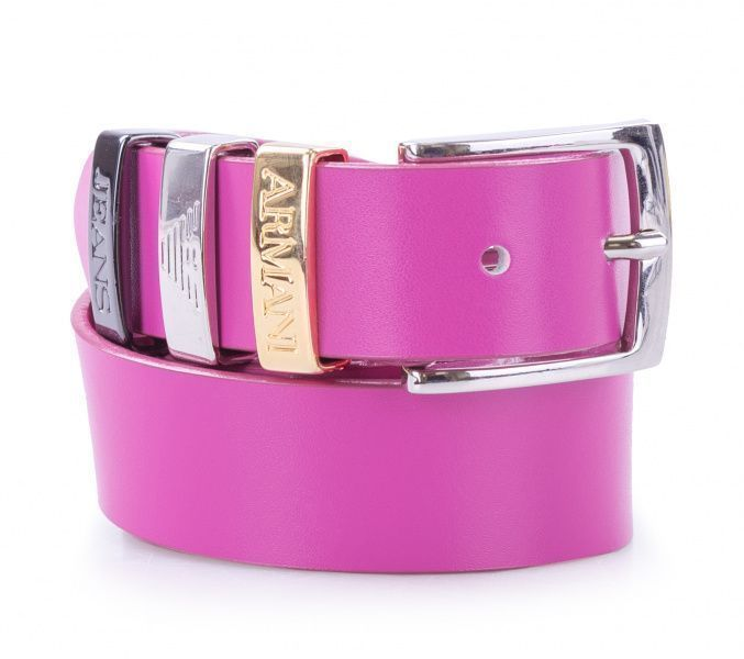 Купить Ремень модель EB1087, Armani Jeans, Розовый