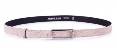Ремінь Armani Jeans модель 921000-6A308-11955 — фото 3 - INTERTOP