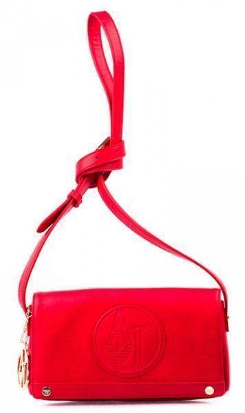 Купить Клатч модель EC450, Armani Jeans, Красный