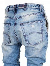 Джинсы мужские Armani Jeans модель EE1347 отзывы, 2017