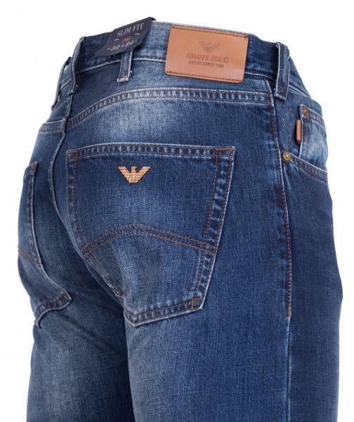 Джинсы мужские Armani Jeans EE1354 стоимость, 2017