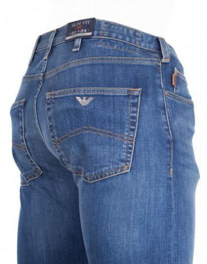 Джинси Armani Jeans модель 6X6J45-6D04Z-0551 — фото 3 - INTERTOP